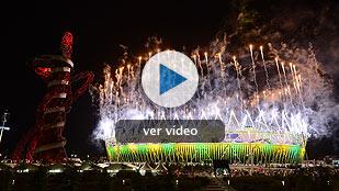 Londres apaga con música la llama de unos Juegos memorables