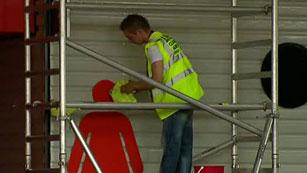 Ver vídeo  'En Londres ultiman las instalaciones de los Juegos Olímpicos'