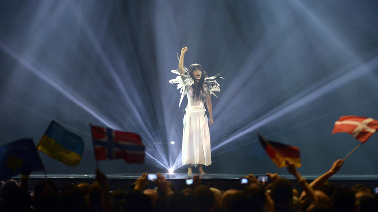 Loreen se despide de su reinado eurovisivo