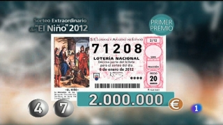 Ver vídeo  'Lotería del Niño 2012'