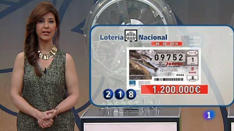 Lotería Nacional + Primitiva  - 06/02/14