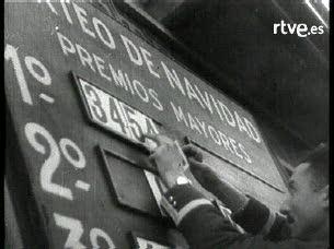 Ver v?deo  'La lotería navideña de hace 60 años'