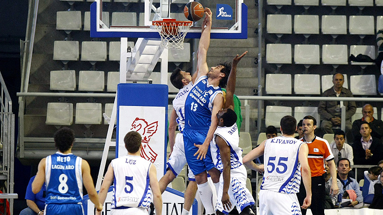 Lucentum Alicante 79-68 Lagun Aro GBC