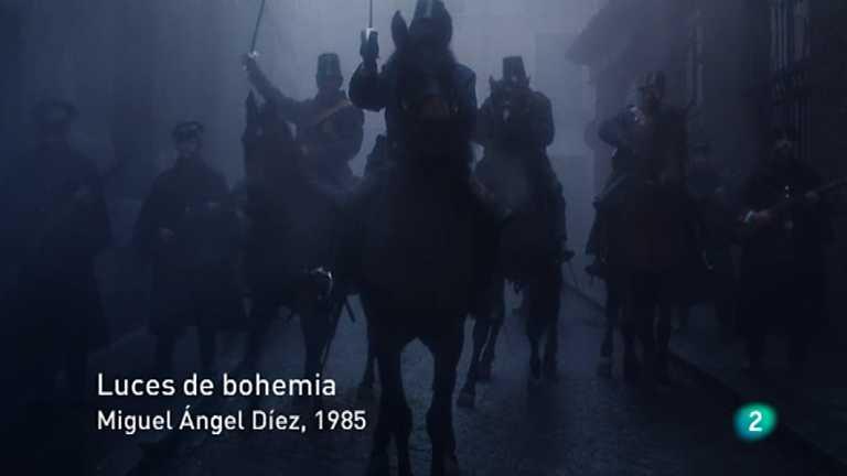 Versión española - Luces de bohemia