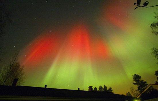 ¿Cómo se producen las auroras boreales?