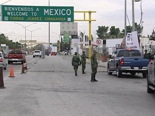 Ver vídeo  'Lucha común contra el narcotráfico en Mexico'