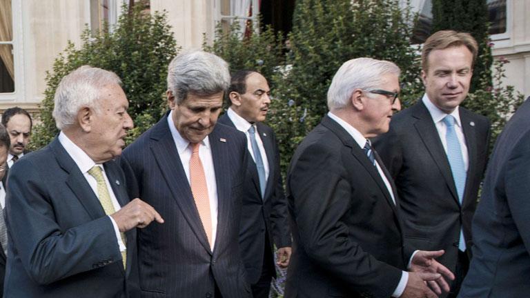 La lucha contra el yihadismo centra la Conferencia de París
