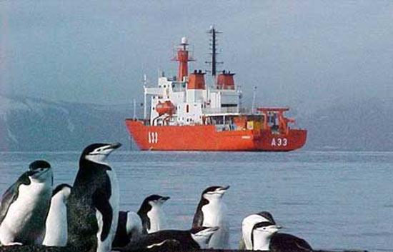 Ver vídeo  'Luchar contra el CO2 en la Antártida'