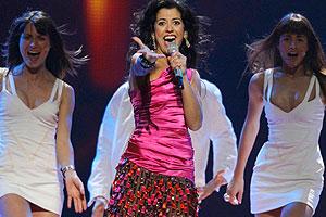 """Lucía Pérez fue la representante en 2011 con """"Que me quiten lo bailao"""""""