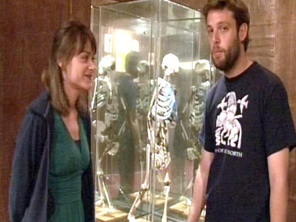 Lucy, el homínido más antiguo del mundo, está en el Museo Nacional de Addis