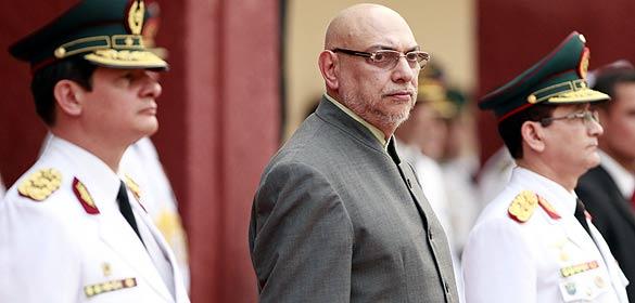 Lugo releva al jefe militar de Paraguay
