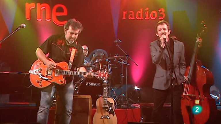 Los conciertos de Radio 3 -Luis Auserón