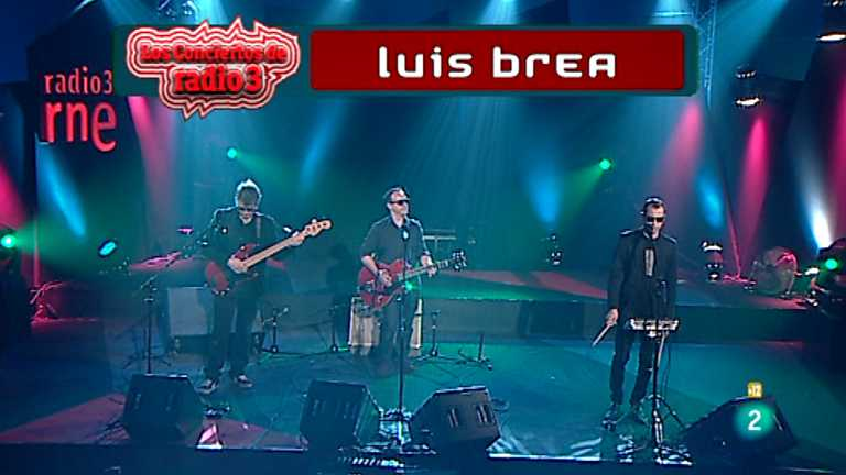 Los conciertos de Radio 3 - Luis Brea