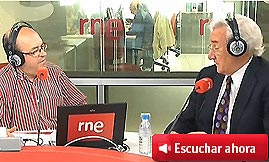 Luis del Olmo: &quot;Zapatero me ha dicho que le pregunte lo que quiera&quot;