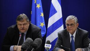 Ver vídeo  'Lukás Papadimos ha calificado el acuerdo de histórico'