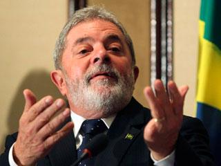 Ver vídeo  'Lula da Silva dice en la cumbre que tiene cáncer'