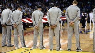 Ver vídeo  'Luto en el deporte estadounidense por el atentado de Boston'