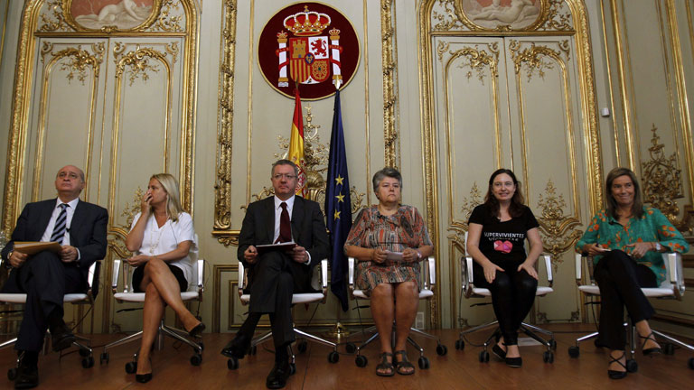 El Consejo de Ministros aprueba el Estatuto de la Víctima que amplía su catálogo de derechos