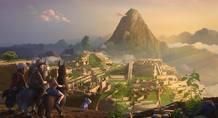 El Machu Picchu, uno de los espectaculares escenarios donde transcurren 'La aventuras de Tadeo Jones'