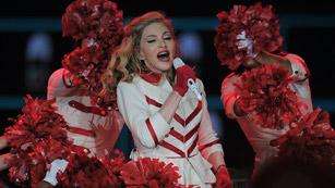 Ver vídeo  'Madonna deslumbra a su público con un gran espectáculo en Barcelona'