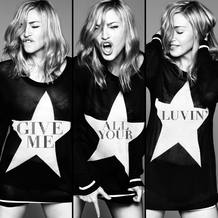 Madonna presenta 'Give All Your Luving'