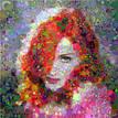 Madonna en mosaico