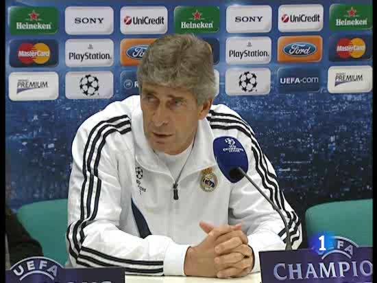 El Madrid necesita la venganza
