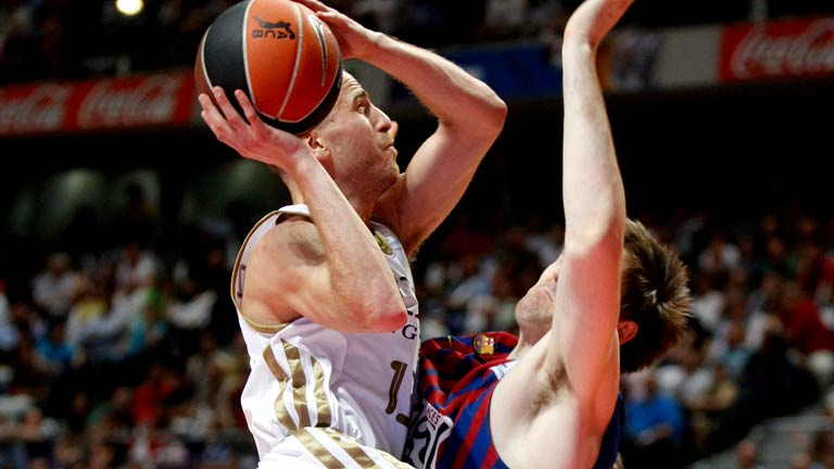 El Madrid da un paso hacia la final (85-59)