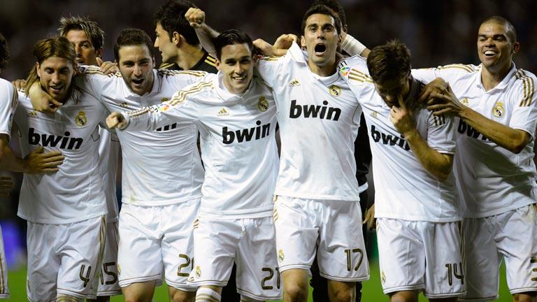 El Madrid llega a Granada como campeón