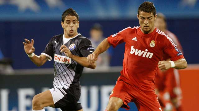 El Madrid sufre pero gana en Zagreb