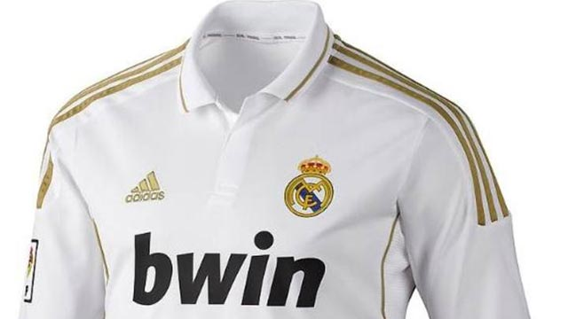 El Madrid tiene nueva camiseta