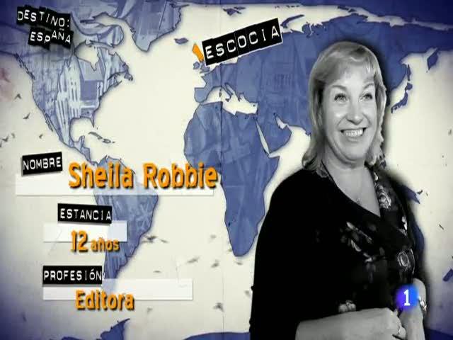 Destino España - Madrid V - Sheila