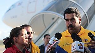 Ver vídeo  'Maduro anuncia que evalurá las relaciones de Venezuela con España tras el incidente con Morales'