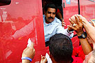 Maduro, el conductor del chavismo