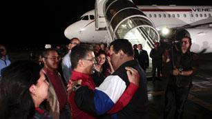 Ver vídeo  'Maduro informa de que Chávez ha superado con éxito su cuarta operación de cáncer en Cuba'