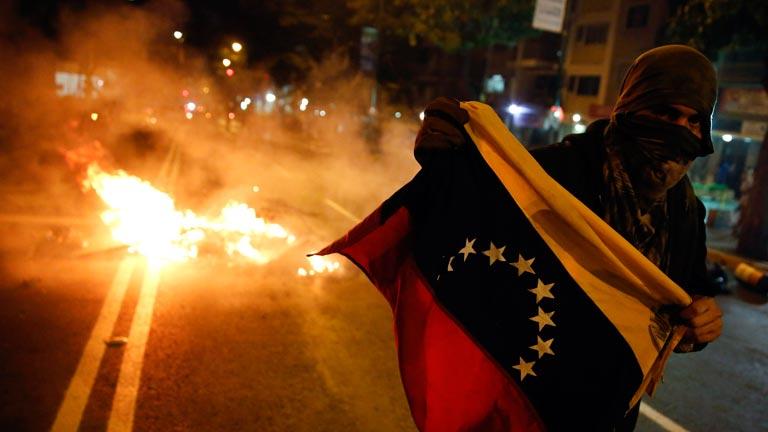 Maduro lanza un Plan de Pacificación mientras continúan las protestas en las calles de Venezuela