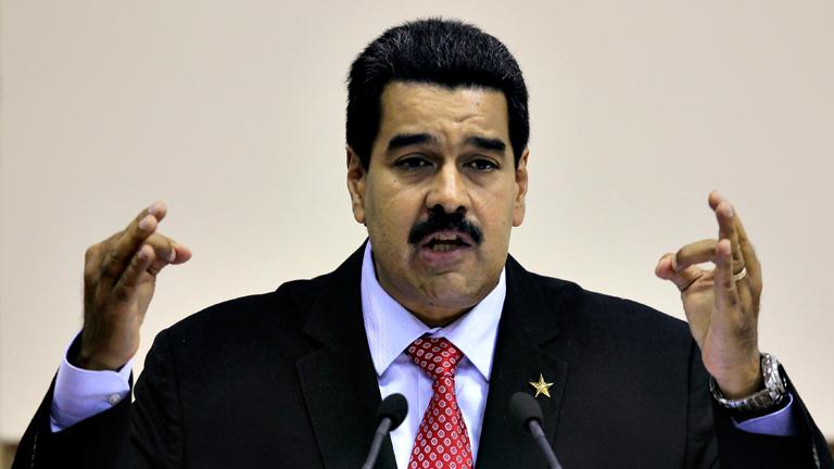 """Maduro insta a Garcia-Margallo a """"sacar sus narices de Venezuela"""""""