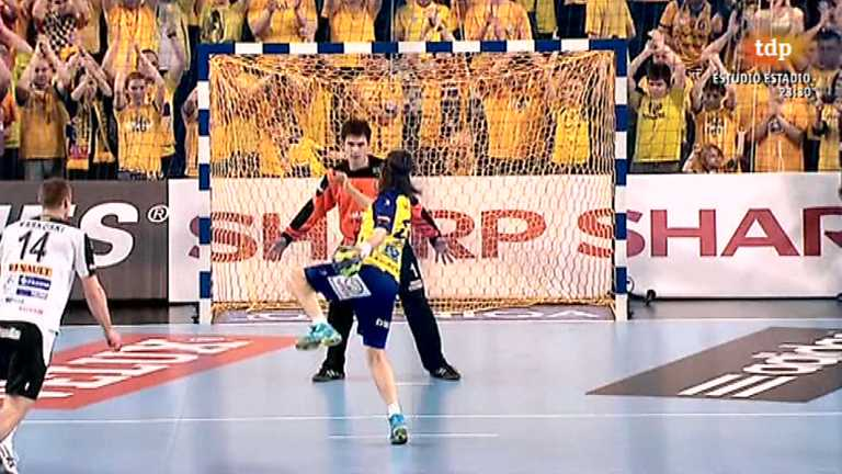 Balonmano - Magazine Liga de Campeones - 15/05/13