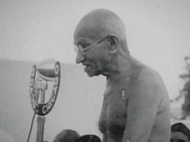 UNED - Mahatma Gandhi - 4/02/11
