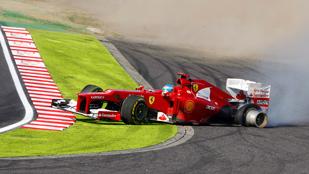 La mala suerte se ceba con Fernando Alonso y Vettel se cierne sobre el título