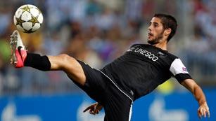 Ver vídeo  'El Málaga empieza la Champions tumbando al Zenit (3-0)'