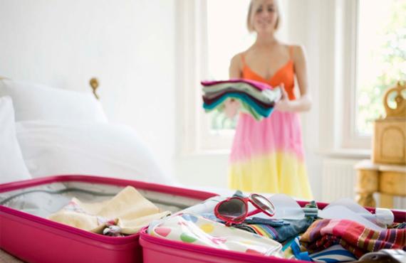 La maleta: La mejor compañera de viaje
