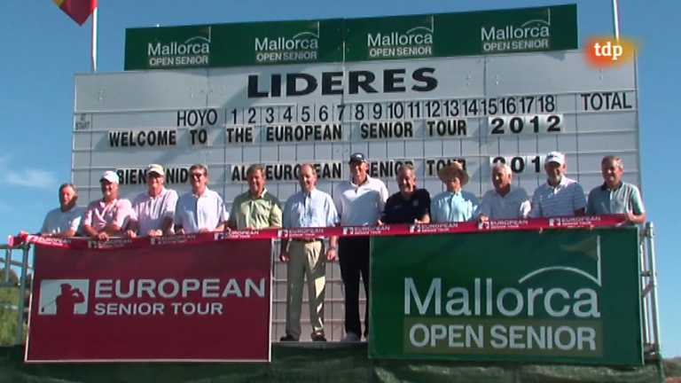 Golf - Mallorca Open Senior