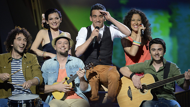Final de Eurovisi&oacute;n 2013 - Malta