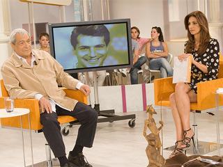 Ver vídeo  'La mañana de La 1 - Entrevista: Sancho Gracia'