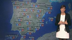 Ver vídeo  'Mañana temperaturas bajas en la península y Baleares'