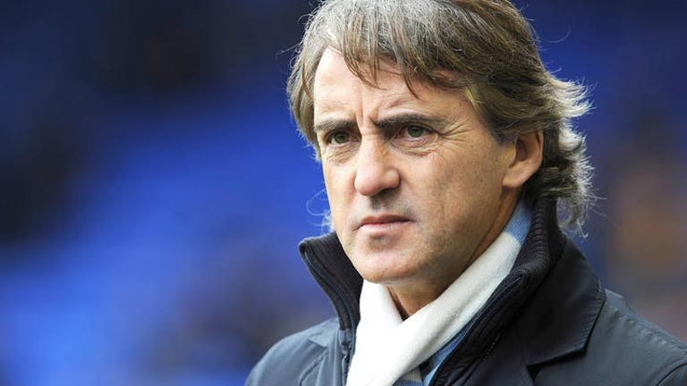 El Manchester City despide a Roberto Mancini