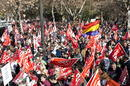 MANIFESTACI&Oacute;N CONTRA LA REFORMA LABORAL EN C&Aacute;CERES