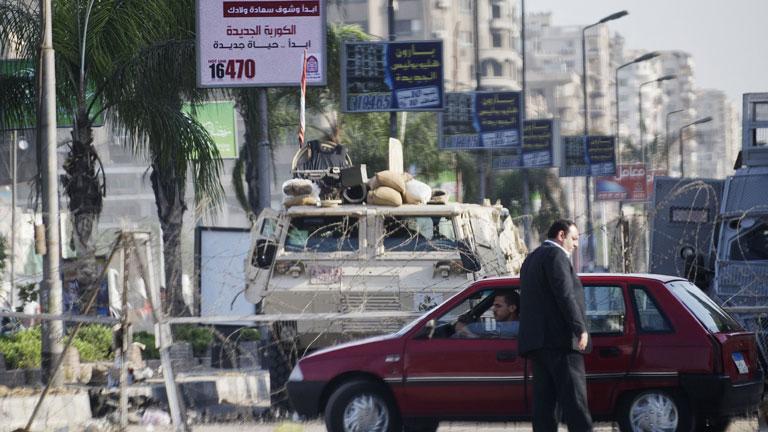 Los partidarios de Mursi convocan una nueva jornada de manifestaciones en Egipto