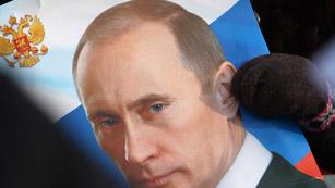 Ver vídeo  'Manifestaciones en Moscu a favor y en contra de Vladimir Putin'